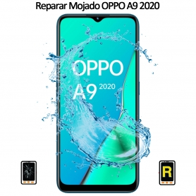 Reparar Mojado Oppo A9 2020