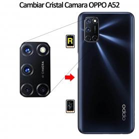 Cambiar Cristal Cámara Trasera Oppo A52