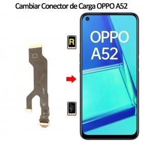 Cambiar Conector De Carga Oppo A52