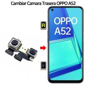 Cambiar Cámara Trasera Oppo A52