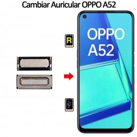 Cambiar Auricular De Llamada Oppo A52