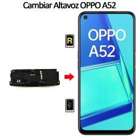 Cambiar Altavoz De Música Oppo A52