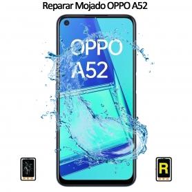 Reparar Mojado Oppo A52