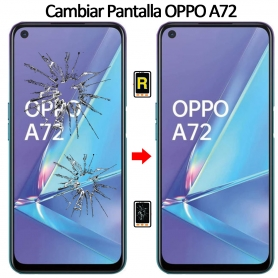 Cambiar Pantalla Oppo A72