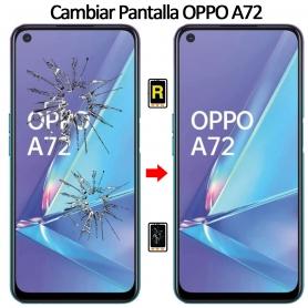 Cambiar Cristal De Pantalla Oppo A72