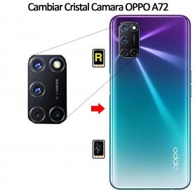 Cambiar Cristal Cámara Trasera Oppo A72