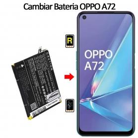 Cambiar Batería Oppo A72