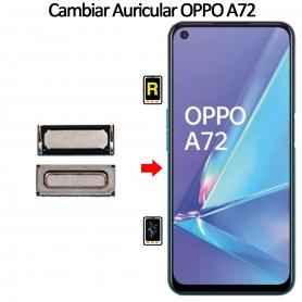 Cambiar Auricular De Llamada Oppo A72