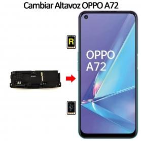 Cambiar Altavoz De Música Oppo A72