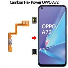 Cambiar Botón De Encendido Oppo A72