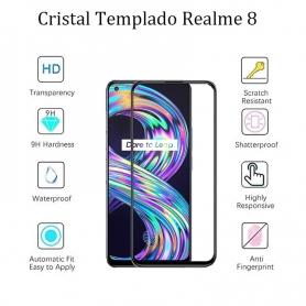 Cristal Templado Realme 8