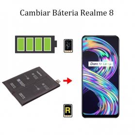 Cambiar Batería Realme 8