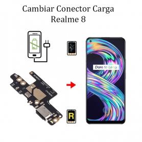 Cambiar Conector De Carga Realme 8