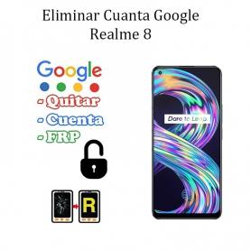 Eliminar Contraseña y Cuenta FRP Realme 8