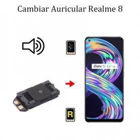 Cambiar Auricular De Llamada Realme 8