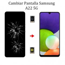 Cambiar Pantalla Samsung Galaxy A22 5G
