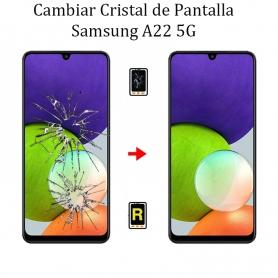 Cambiar Cristal De Pantalla Samsung Galaxy A22 5G
