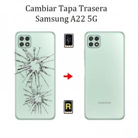 Cambiar Tapa Trasera Samsung Galaxy A22 5G