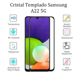 Cristal Templado Samsung Galaxy A22 5G