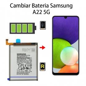 Cambiar Batería Samsung Galaxy A22 5G