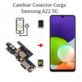 Cambiar Conector De Carga Samsung Galaxy A22 5G