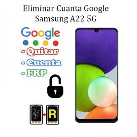 Eliminar Contraseña y Cuenta FRP Samsung Galaxy A22 5G