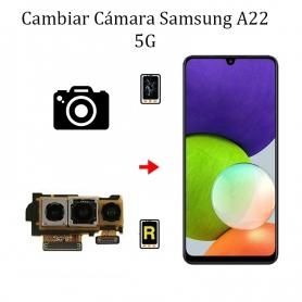 Cambiar Cámara Trasera Samsung Galaxy A22 5G