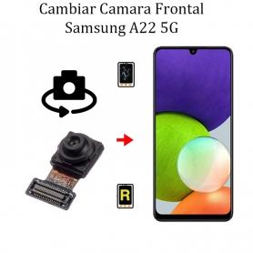 Cambiar Cámara Frontal Samsung Galaxy A22 5G
