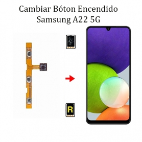 Cambiar Botón De Encendido Samsung Galaxy A22 5G