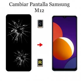 Cambiar Pantalla Samsung Galaxy M12