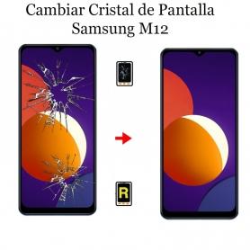 Cambiar Cristal De Pantalla Samsung Galaxy M12
