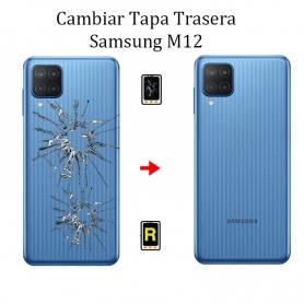 Cambiar Tapa Trasera Samsung Galaxy M12