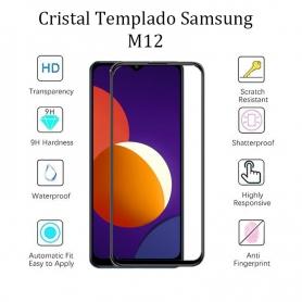 Cristal Templado Samsung Galaxy M12