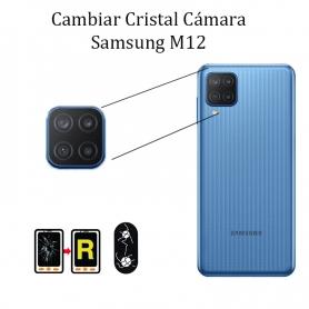 Cambiar Cristal Cámara Trasera Samsung Galaxy M12