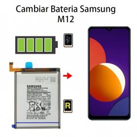 Cambiar Batería Samsung Galaxy M12