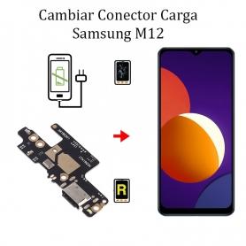 Cambiar Conector De Carga Samsung Galaxy M12