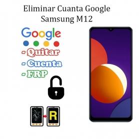 Eliminar Contraseña y Cuenta FRP Samsung Galaxy M12