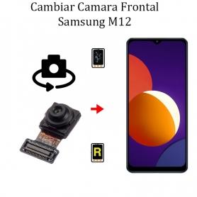 Cambiar Cámara Frontal Samsung Galaxy M12