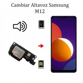 Cambiar Altavoz De Música Samsung Galaxy M12