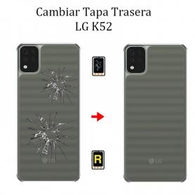 Cambiar Tapa Trasera LG K42
