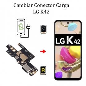 Cambiar Conector De Carga LG K42