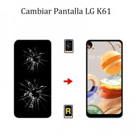 Cambiar Pantalla LG K61