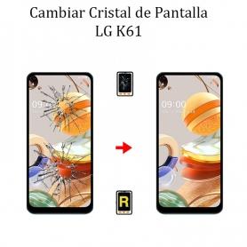 Cambiar Cristal De Pantalla LG K61