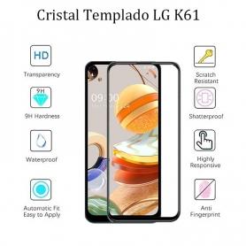 Cristal Templado LG K61