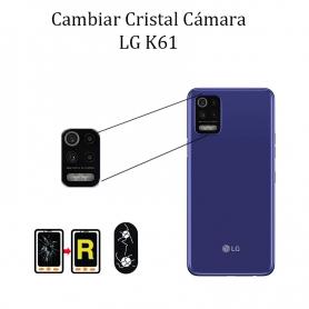 Cambiar Cristal Cámara Trasera LG K61