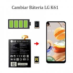 Cambiar Batería LG K61
