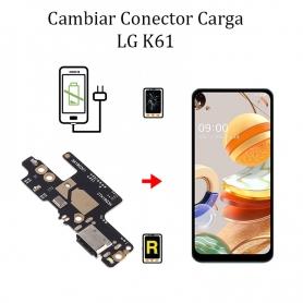 Cambiar Conector De Carga LG K61