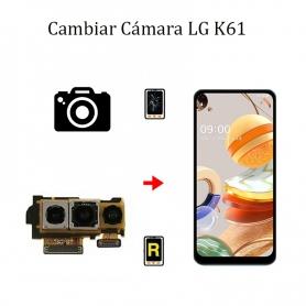 Cambiar Cámara Trasera LG K61