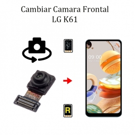 Cambiar Cámara Frontal LG K61