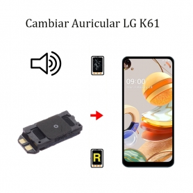 Cambiar Auricular De Llamada LG K61